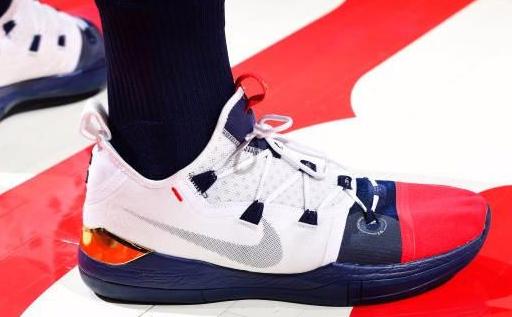 NBA12月10号球星上脚球鞋有哪些 NBA12月10号球星上脚球鞋盘点