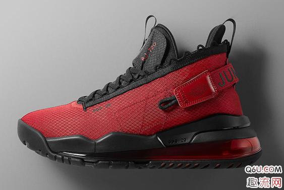 "AJ Proto-Max 720 Gym Red篮球鞋发售信息 Jordan Proto-Max 720 ""Gym Red""实物赏析"