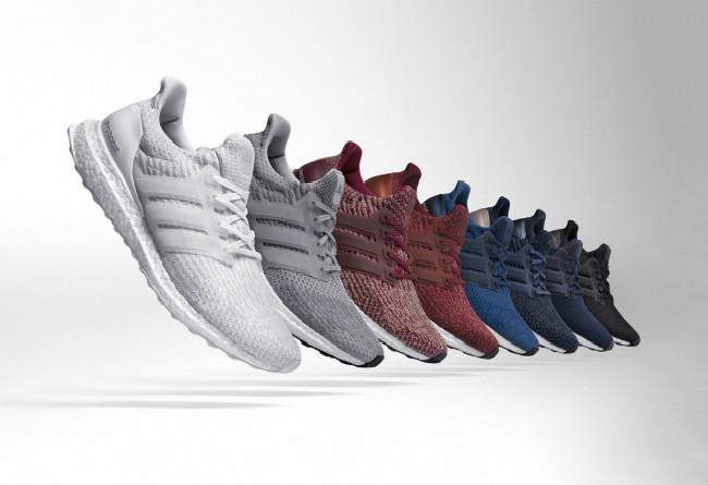 Adidas BOOST系列有哪些 阿迪达斯boost鞋款哪个好