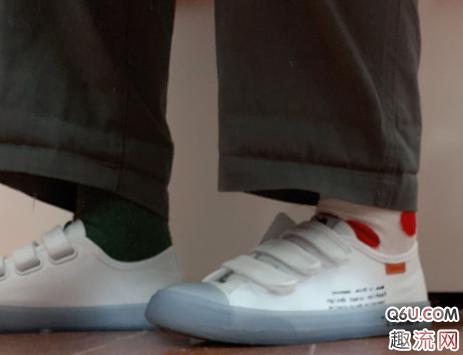 回力果冻童鞋值得入手吗 回力果冻童鞋上脚图