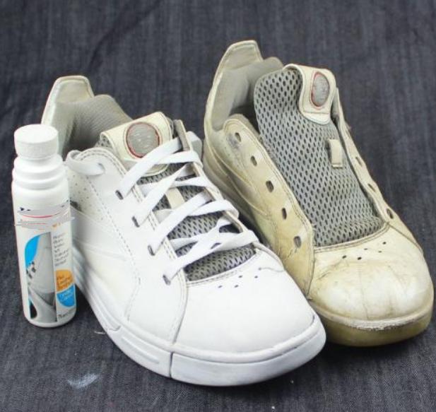 球鞋增白剂怎么用 球鞋增白剂怎么洗掉