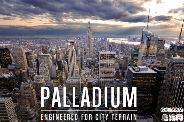 palladium是什么牌子 palladium什么档次