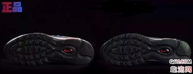 air max 98高达鞋舌杠有几条 air max 98高达真假如何快速辨别