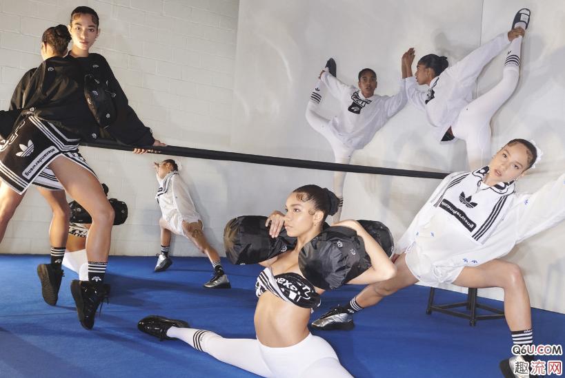 Alexander Wang x adidas联名系列即将发售 adidas全新联名系列实物赏析