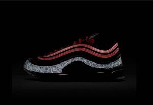Air Max 97塔图姆专属配色发售信息 Nike Max 97塔图姆实物赏析