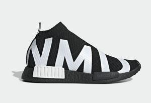 adidas NMD_CS1新logo配色即将发售 NMD_CS1黑白两色实物赏析