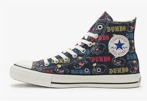 """匡威日本 x Disney""""小飞象""""鞋款即将发售 匡威日本和Disney 全新《小飞象》主题实物赏析"""