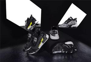 BAPE x NBHD x adidas三方联名两款鞋型即将发售 POD-S3.1 和 NMD_TS1 两款实物赏析