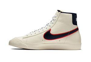 Nike City Pride 系列Blazer Mid'77 及 AF1实物赏析 NIKE城市系列芝加哥和多伦多发售信息