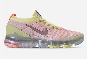 "Nike Air VaporMax 3.0 ""Volt/Pink"" 新配色即将发售 Air VaporMax 3.0 ""Volt/Pink""实物赏析"