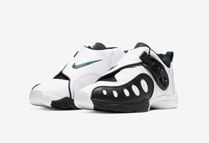佩顿球鞋Nike Zoom GP复刻即将发售 Nike Zoom GP黑白配色实物赏析