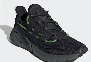 阿迪科幻跑鞋Lxcon黑绿配色发售信息 阿迪科幻跑鞋Lxcon黑绿配色实物欣赏