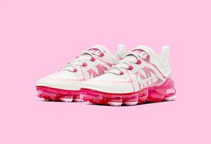 Nike Air VaporMax 2019粉红玫瑰发售信息 Nike Vapormax 2019 Pink Rise实物赏析