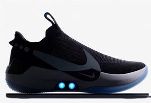 Nike首款全自动绑缚篮球鞋Adapt BB发售信息 Nike首款全自动绑缚篮球鞋Adapt BB配置简析