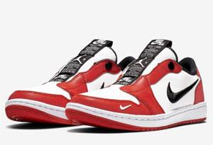 Air Jordan 1 Low芝加哥发售信息 Air Jordan 1 Low芝加哥实物欣赏