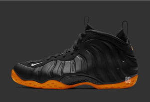 "耐克扣碎喷谍照 Air Foamposite One ""Shattered Backboard""发售信息"
