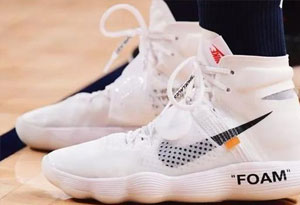 WNBA 2018-19 赛季球鞋上脚精选 WNBA 2018-19 赛季球鞋上脚一览