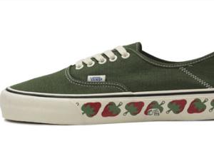 vans小草莓是什么系列 vans小草莓对比图2019