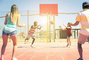 打篮球总是脚后跟先落地是怎么回事 后跟先落地有什么坏处吗