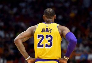 NBA西强东弱存在吗 去年打决赛的詹姆斯今年季后赛都没进