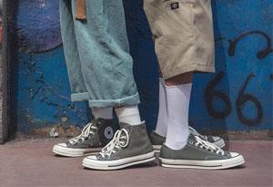 帆布鞋品牌有哪些 潮人最喜欢的帆布鞋品牌