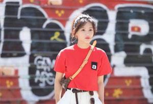 初夏如何搭配成为街上最靓的妞 苏青溜街溜出潮文化