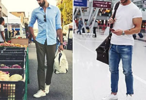 夏季男士九分裤搭配方法 九分裤为什么那么受欢迎