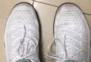 AJ32编织鞋面怎么洗 AJ32编织鞋面清洗方法推荐