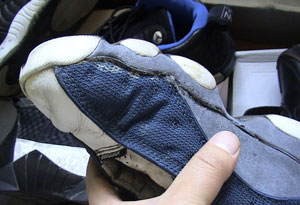 球鞋开胶了怎么办 球鞋开胶了用什么粘好