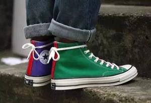匡威1970s和常青款有什么区别 匡威1970s和普通鞋款细节对比