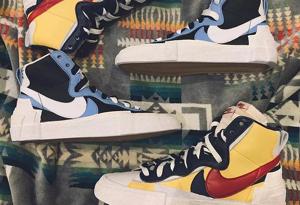 Nike X Sacai联名发售时间泄露 Nike X Sacai联名所有款式一览