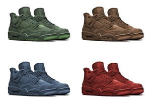 KAWS x Air Jordan 4全新概念图曝光 KAWS x AJ4有哪些配色