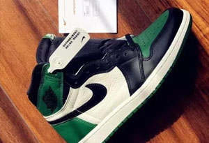 Nike将用二维码鉴定球鞋真假 耐克将采用全新防伪ID FAKE