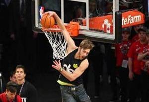 白乔丹为什么不打NBA 为什么说白乔丹进不了NBA
