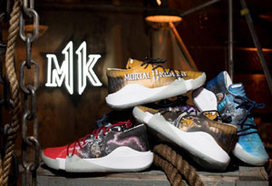 UA Anatomix Spawn联名真人快打11发售信息 Mortal Kombat 11 x Under Armour Anatomix Spawn实物赏析