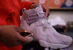 锐步充气鞋可以用水洗吗 锐步充气鞋清洗教程