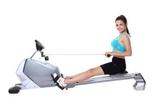 划船机减肥效果如何 划船机正确锻炼方法