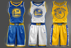 NBA球队如何确定主色调 球队的颜色的历史有多少