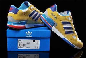 Adidas ZX系列怎么样 阿迪ZX系列有哪些经典跑鞋