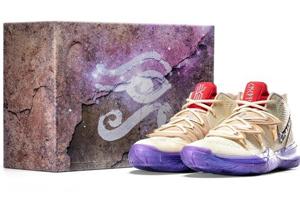 Concepts x Nike Kyrie 5特殊鞋盒是什么样的 欧文5埃及主题特殊鞋盒在哪里能买到
