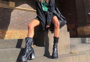 冬季露腿如何搭配 女生冬季露腿搭配技巧推荐