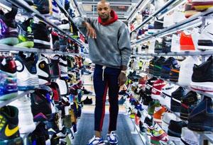 什么样的球鞋值得购买收藏 PJ塔克和陈冠希球鞋收藏盘点
