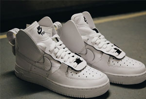 PSNY x Air Force 1上脚图欣赏 PSNY x Air Force 1怎么样