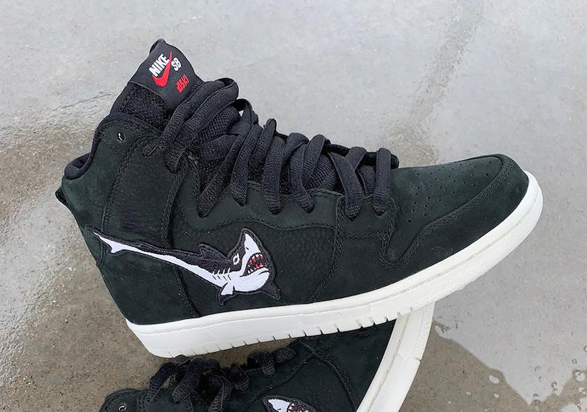 OSKi x Nike SB Dunk High 最新谍照