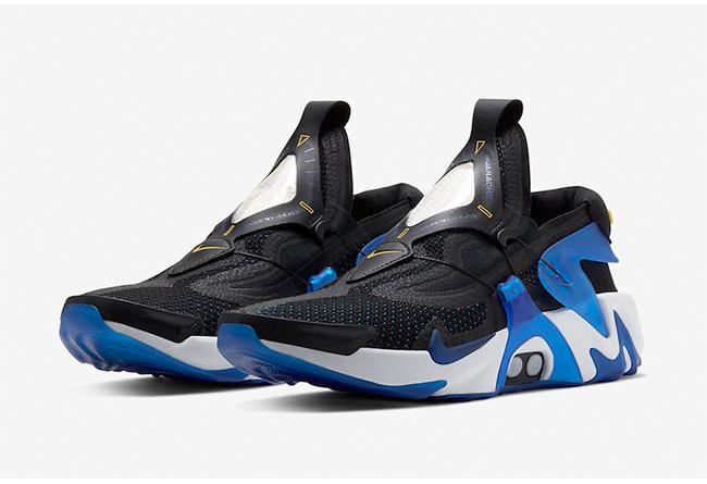 "Nike Adapt Huarache ""Racer Blue""12月12日发售"