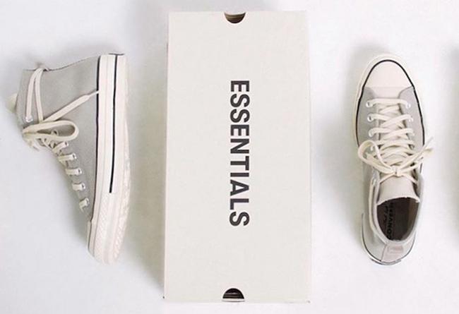 ESSENTIALS x Converse 全新联名今日发售