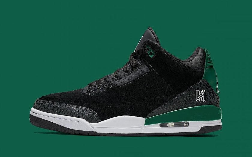 "Air Jordan 3 SE""Gorge Green""谍照"