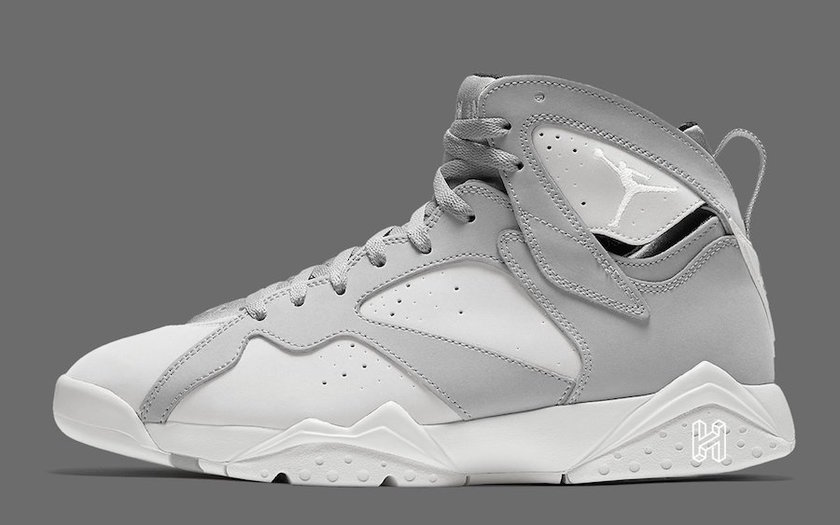 "Air Jordan 7 Neutral Gray CT8528-002发å"":registered:日期"