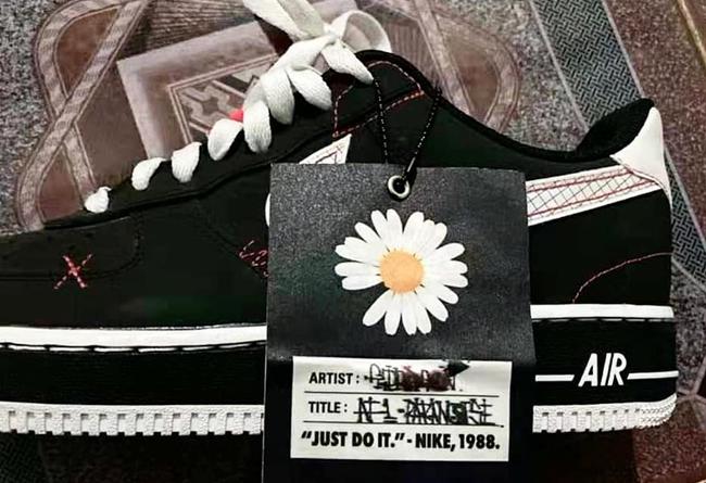 PEACEMINUSONE x Nike Air Force 1 新款谍照