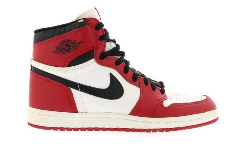 "Air Jordan 1 High 85 Chicago New Beginnings CQ4921-601发å"":registered:日期"
